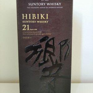 Hibiki, Suntory 21 years old – 70cl