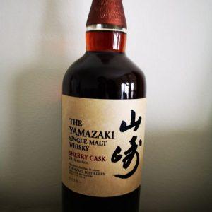 Yamazaki Sherry cask 2016 – 70cl