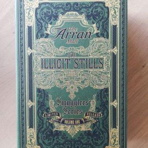 Arran Smugglers' Series volume 1- The Illicit Stills – Original bottling – b. 2015 – 700ml