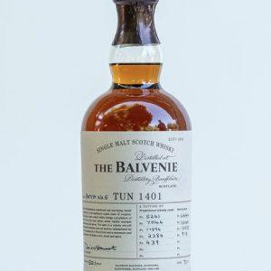 Balvenie TUN 1401 Batch No.5 – Original bottling – 70cl