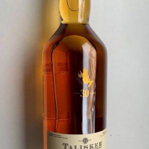 Talisker 30 years old – Original bottling – b. 2009 – 70cl