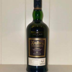 Ardbeg 23 years old Twenty Something – Original bottling – 70cl
