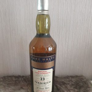 Teaninich 1973 23 years old Rare Malts Selection – Original bottling – b. 1997 – 70cl