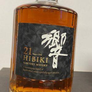 Hibiki 21 years old – Suntory – 70cl