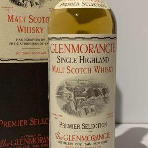 Glenmorangie Premier Selection for Japan – Original bottling – b. 1990s – 700ml