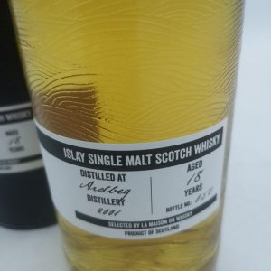 Ardbeg 2001 18 years old Character of islay – for LMDW – 70cl