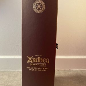 Ardbeg 1998 Cask no. 1275 – Original bottling – b. 2009 – 70cl