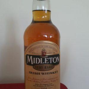 Midleton Very Rare – Original bottling – b. 2004 – 70cl