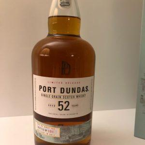 Port Dundas 1965 52 years old – 700ml