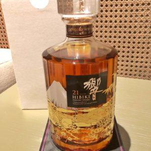 Hibiki 21 years old Mount Fuji- Suntory – 70cl
