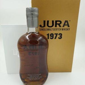 Isle of Jura 1973 45 years old – Cask 1 – Limited Vintage Release Gold – Original bottling – 70cl