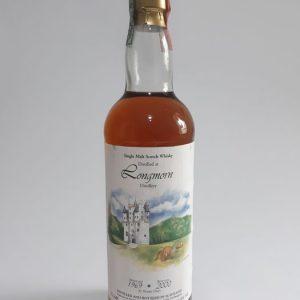 Longmorn 1969 31 years old Scottish Castles – VA.MA import – 70cl