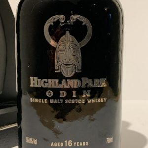 Highland Park 16 years old The Valhalla Collection – Odin – Original bottling – 700ml