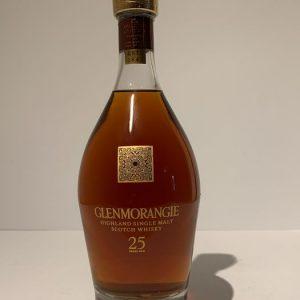 Glenmorangie 25 years old The Quarter Century – Original bottling – 70cl