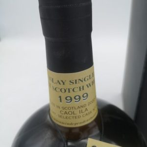 Caol Ila 1999 21 years old Silvano's collection – One of 150 – Masam – 70cl
