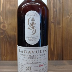 Lagavulin 1991 21 years old – Original bottling – b. 2012 – 70cl