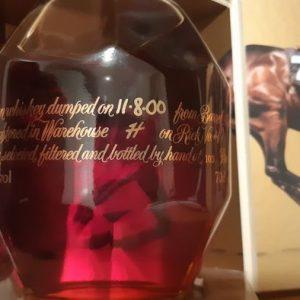 Blanton's Gold edition – 'dumped 2000'- Original bottling – b. 2000 – 70cl
