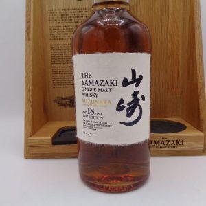Yamazaki 18 years old Mizunara 2017 Edition – Suntory – 700ml