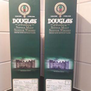 Port Ellen 1983 27 years old & Glentauchers 9 years old – Douglas of Drumlanrig – 700ml – 2 bottles
