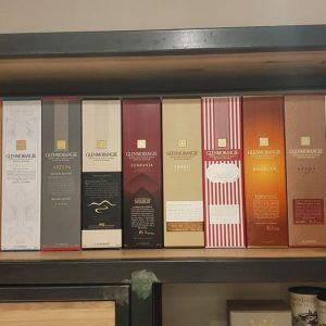 Glenmorangie Private Editions – 70cl – 10 bottles