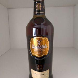 Glenfiddich 30 years old Cask selection 45 – Original bottling – 70cl