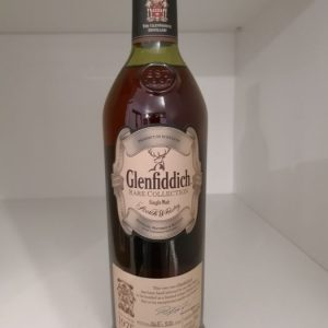 Glenfiddich 1975 34 years old Rare Collection – Cask 22000 – 265 of 520 – Original bottling – 70cl
