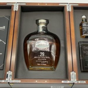 Littlemill 29 years old Edition Private Cellar no. 3 – Bottle no. 395 of 600 – Original bottling – 70cl
