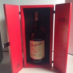 Glenfarclas 40 years old – Original bottling – 70cl