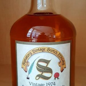 Balvenie 1974 15 years old – Signatory Vintage – b. 1990 – 75cl