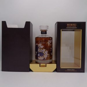 Hibiki Harmony Master's Select Kacho Fugetsu Whiskey – Suntory – 700ml