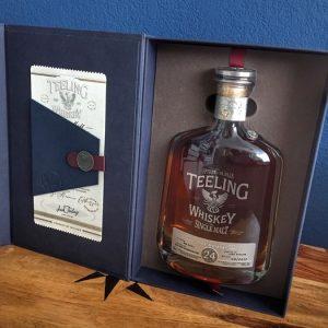 Teeling 24 years old Vintage Reserve Collection – Original bottling – 70cl