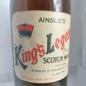 King's Legend – b. late 1950s – 75cl