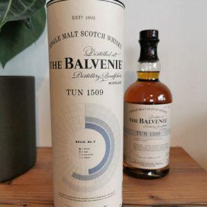 Balvenie TUN 1509 Batch No.2 – Original bottling – 70cl