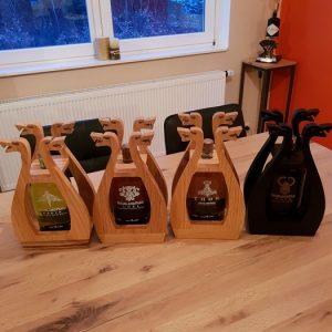 Highland Park Valhalla Collection – Thor, Loki, Freya & Odin – Original bottling – 70cl – 4 bottles