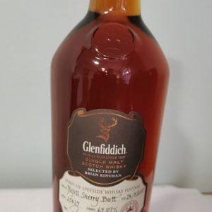 Glenfiddich 2007 Spirit of Speyside Whisky Festival 2020 – Original bottling – b. 2020 – 70cl