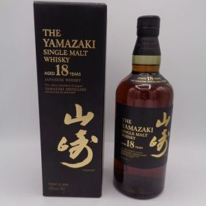Yamazaki 18 years old – Suntory – 700ml