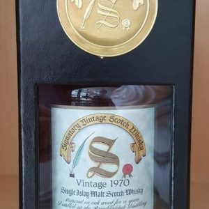 Bruichladdich 1970 18 years old Cask nos. 20354-20359 – One of 1400 – Signatory Vintage – b. 1989 – 75cl