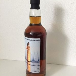 Springbank 1996 19 years old Cask no,. 107 – Casqueteers – 700ml