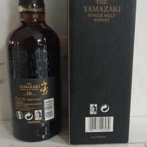 Yamazaki 18 years old – 70cl