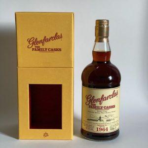 Glenfarclas 1964 46 years old The Family Casks (Release IIV) – Original bottling – 700ml