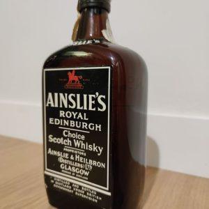 Ainslie & Heilbron, Ainslie's – b. 1960s – 75cl