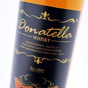 Donatella Whisky 1966 50 years old Cask 50 Edition (One of 25) – 50cl