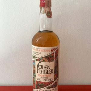Glen Flagler 100% Malt Pot Still Scotch Whisky – Original bottling – b. 1970s – 75cl