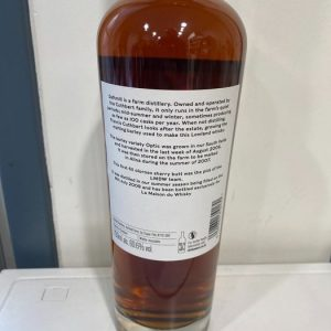 Daftmill 2009 11 years old for LMDW – Original bottling – 70cl