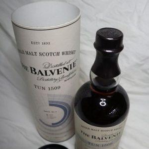 Balvenie Tun 1509 Batch no.3 – Original bottling – 70cl