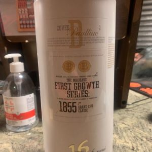 Bruichladdich 1992 16 years old First Growth Series – Château Latour – Original bottling – 70cl