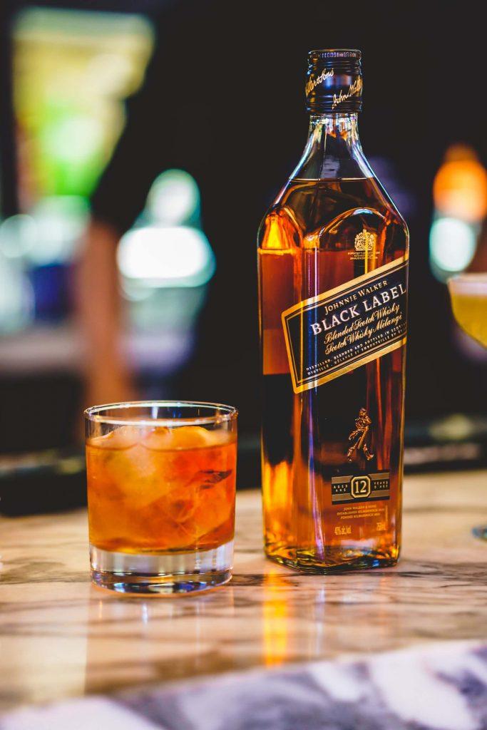 Johnnie Walker Blended Malt Whisky