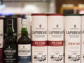 Laphraig exempel på Single Malt Whisky