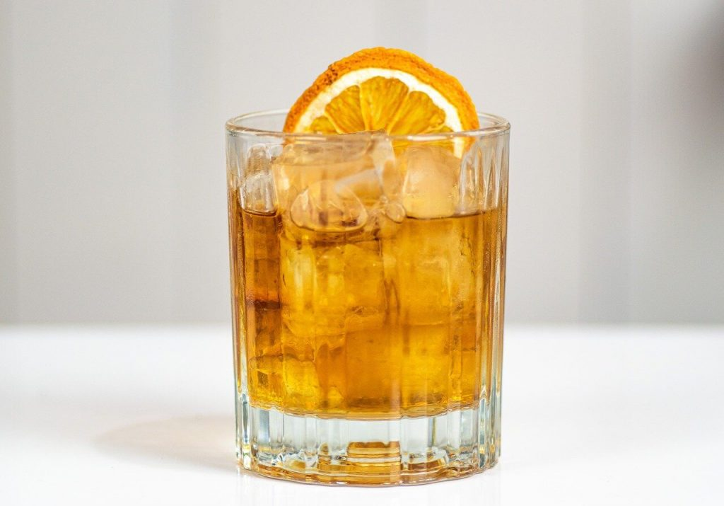 Old Fashioned whiskydrink
