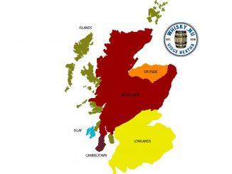 Whiskyregioner i Skottland